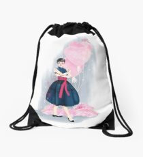 Life is a Party Drawstring Bag