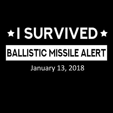 I Survived Hawaii Ballistic Missile by overclock360