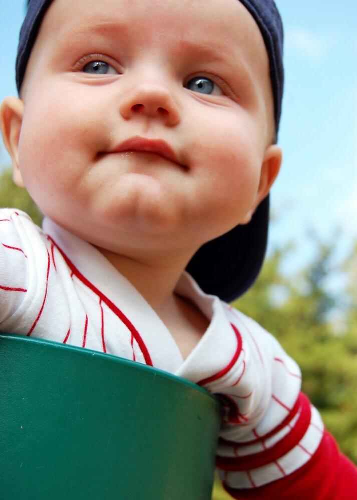 Baseball Logan by adamwaid
