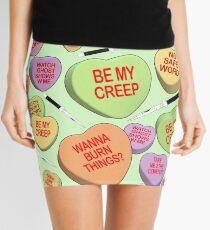 Just Romantic Things Mini Skirt