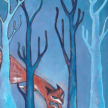 Fox Spirit by Sloosh