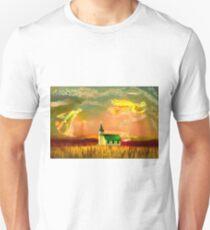 ANGEL BY OLGA PANFILOVA Unisex T-Shirt