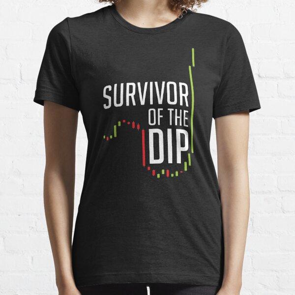 Survivor Of The Dip Essential T-Shirt