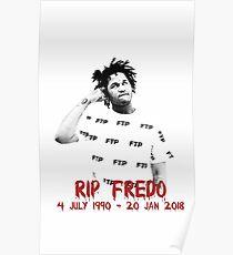RIP Fredo Santana Poster