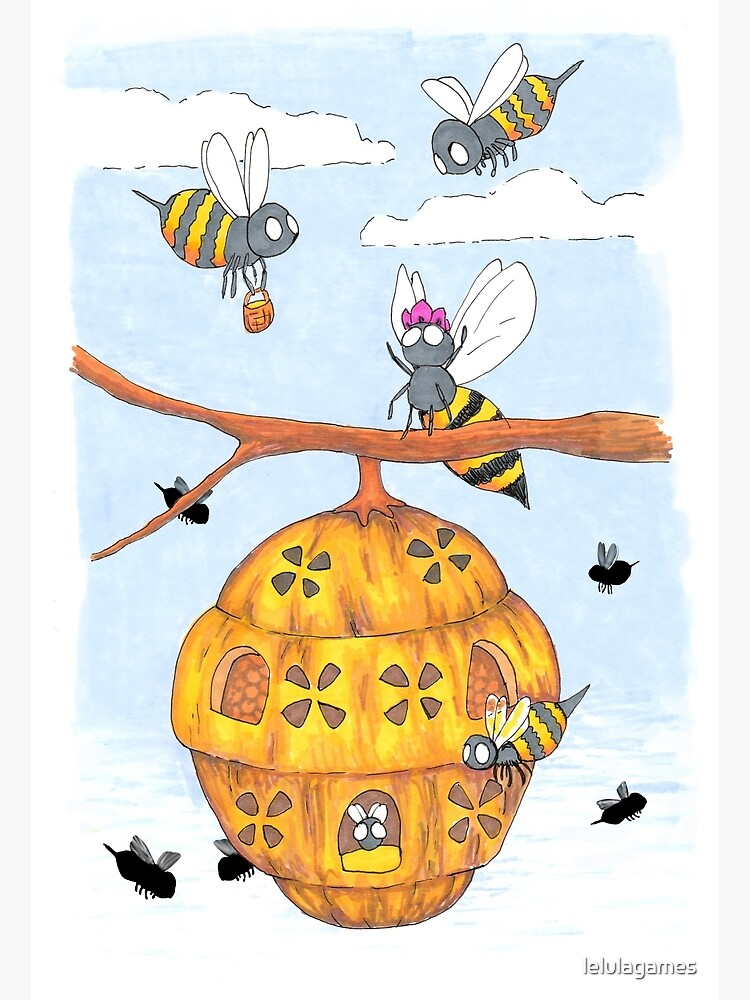 Beehive by lelulagames