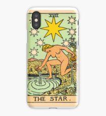 Tarot - The star iPhone Case/Skin