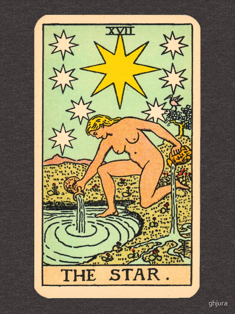 Tarot - Der Stern von ghjura