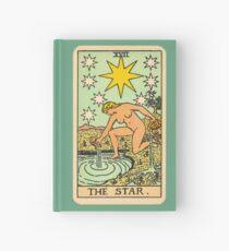 Tarot - Der Stern Notizbuch