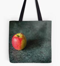 Red Apple Tote Bag