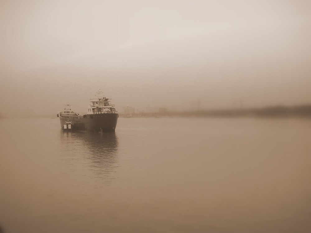 Solitary journey by CharuSharma
