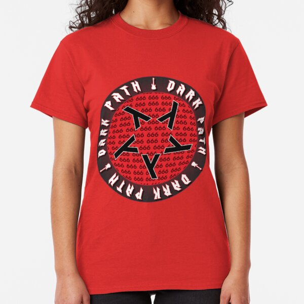 666 DEVIL OF A FUNNY Mens T shirt 667 THE NEIGHBOUR OF THE BEAST