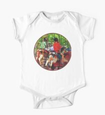 Carnivals - Friends on the Merry-Go-Round One Piece - Short Sleeve