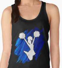 Awesome Cheerleading t shirt gift. Women's Tank Top