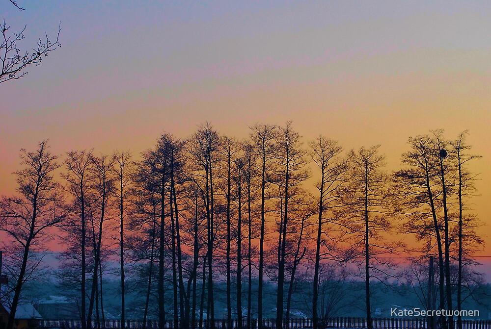 Trees by KateSecretwomen