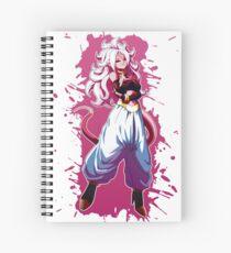Majin 21 - Render Spiral Notebook
