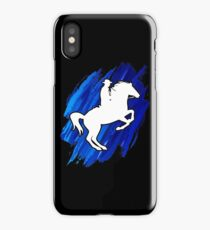 Awesome Horse riding t shirt gift. iPhone Case/Skin