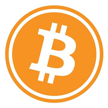 Bitcoin Cryptocurrency Logo by destinysagent