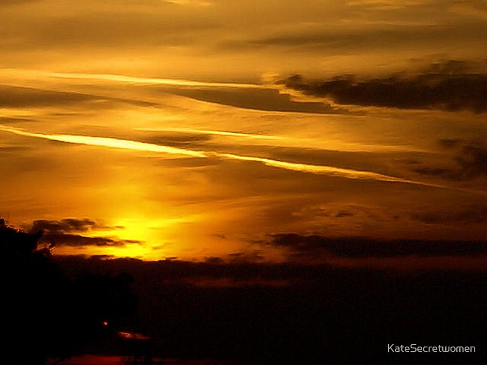 Orange, yellow...sky by KateSecretwomen