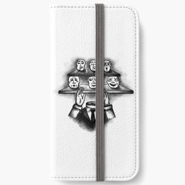 Who am I today? iPhone Wallet