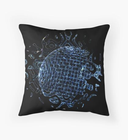 end of music Throw Pillow