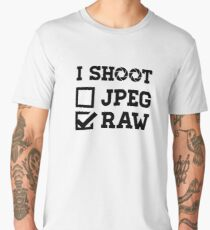 I Shoot? - Photography Men's Premium T-Shirt