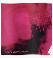 Loveless - My Bloody Valentine Poster