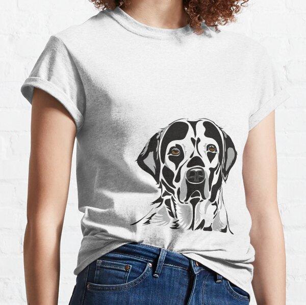 Labrador - der treue Begleiter Classic T-Shirt