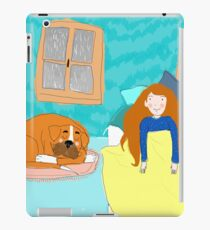 Raining day iPad Case/Skin