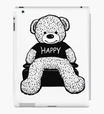 Happy bear iPad Case/Skin