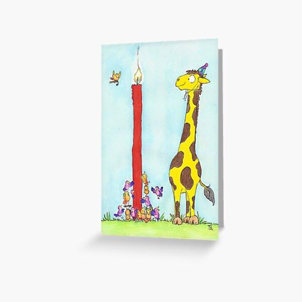 Alles Gute zum Geburtstag Grußkarte von Nicole Janes Grußkarte