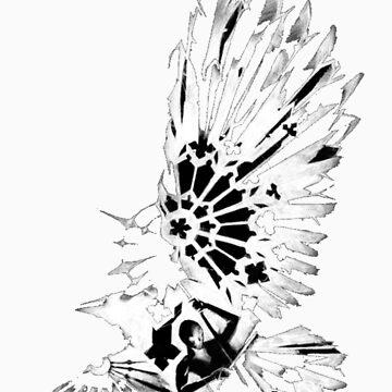 Raven  by RazorbladeTrend