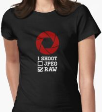 I Shoot? - Photography Women's Fitted T-Shirt