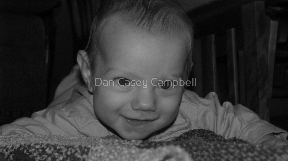 I'm gonna get you  Daddy!!!!! by Dan Casey Campbell