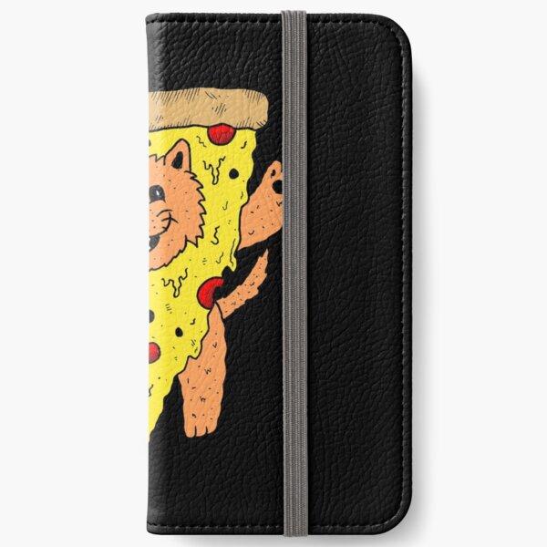 Pizzacat iPhone Wallet