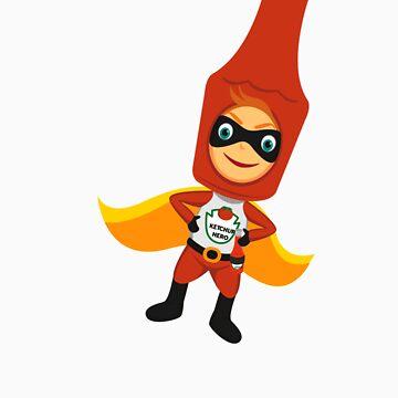 My Ketchup Hero by MissKoo