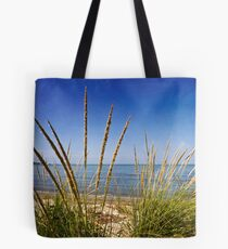 Sheldon Marsh Coastal Plants Tote Bag