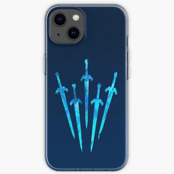 Summoned Swords iPhone Soft Case