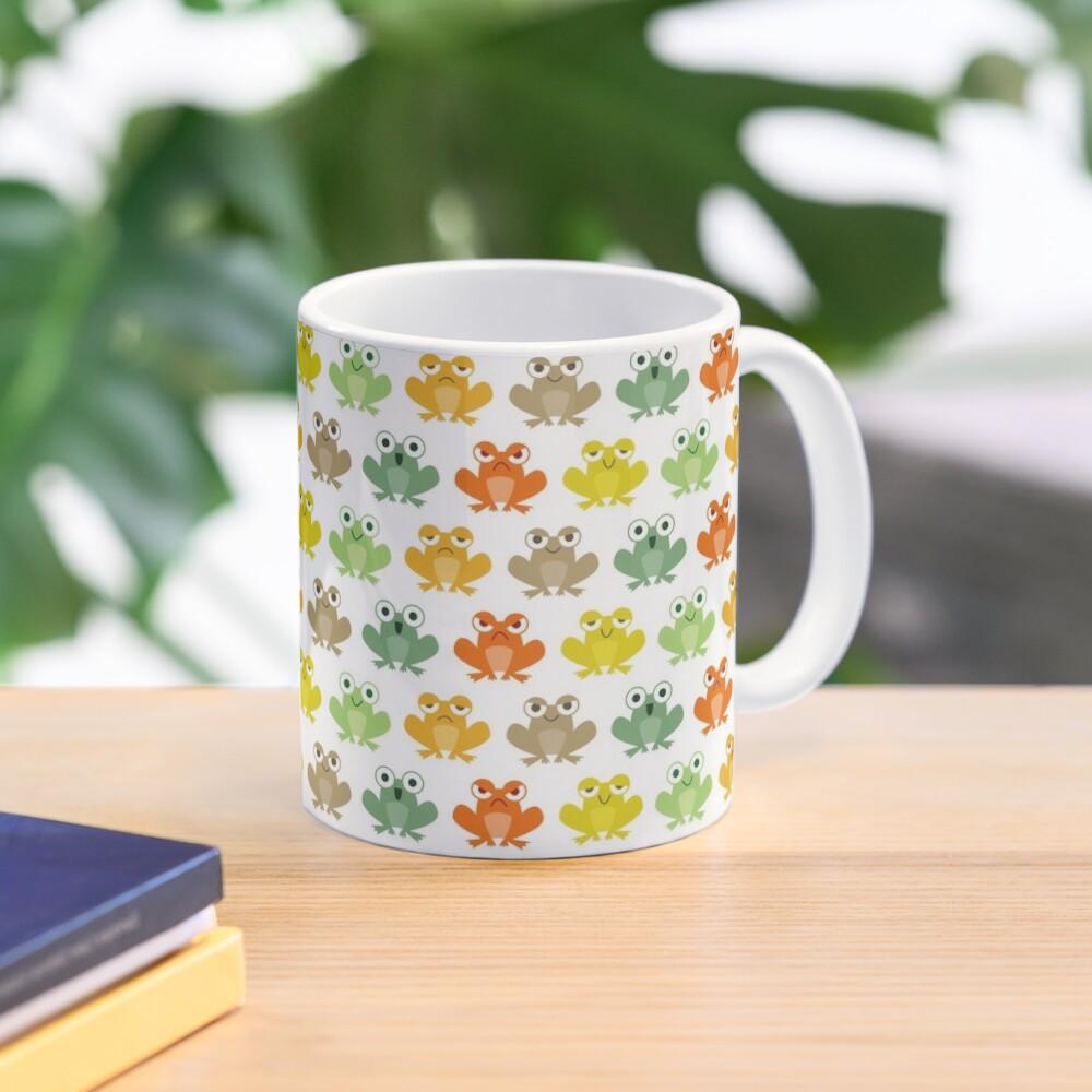 Cute little frogs Mug