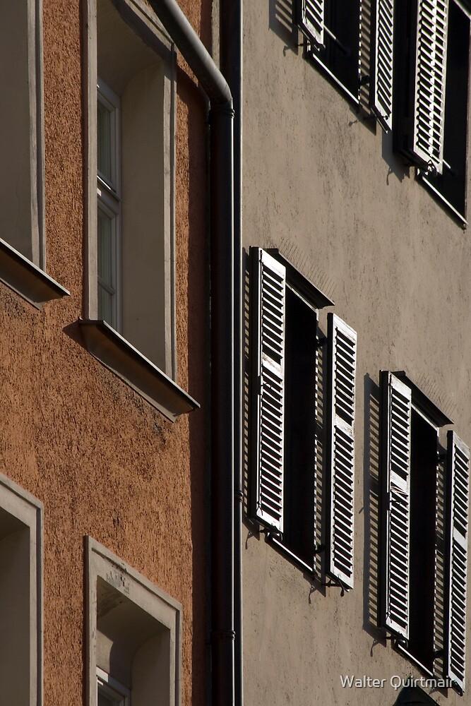 Urban Views II by Walter Quirtmair