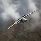 Spitfire PR XIX PS915 looping by Gary Eason