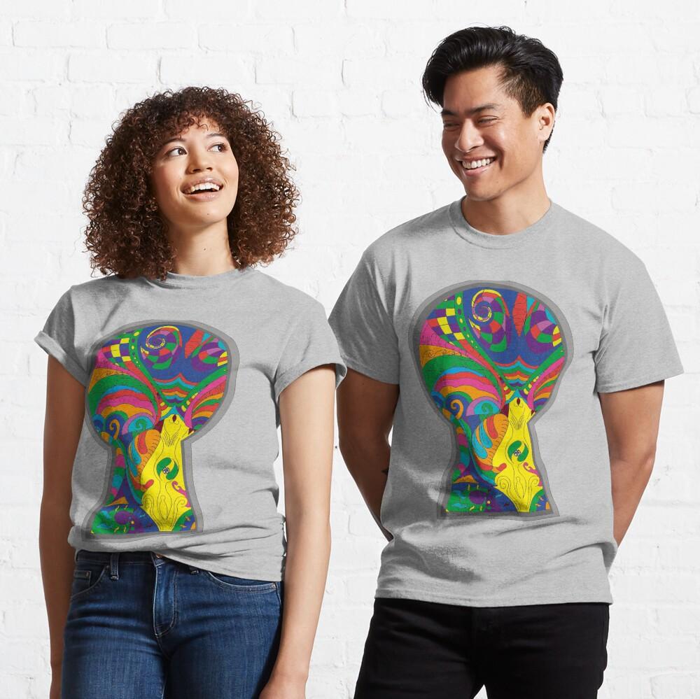 Psycho E.T Classic T-Shirt