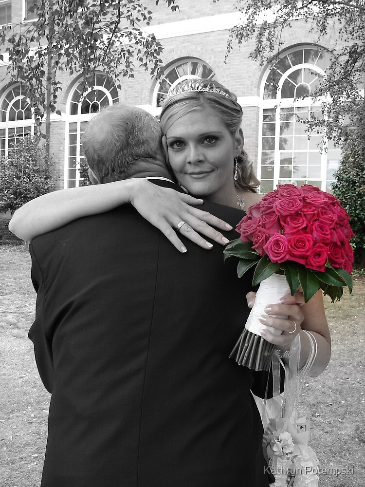 I Will Miss You Dad by Kathryn Potempski