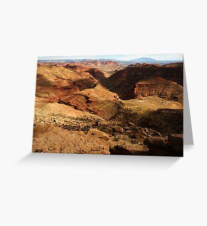Kaiparowits Plateau Greeting Card