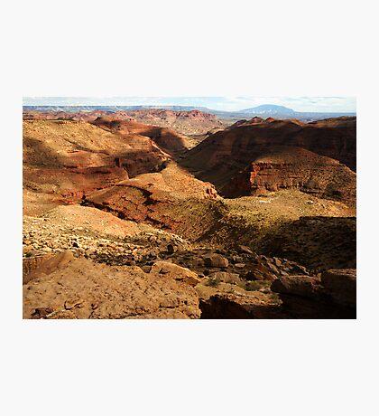 Kaiparowits Plateau Photographic Print