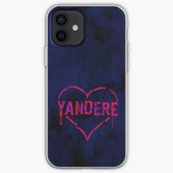 Yandere iPhone Soft Case