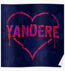 Yandere Poster