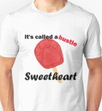 Hustlin' Pawpsicls Unisex T-Shirt