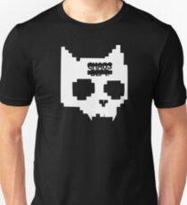 Digital Cat Skull - KO Unisex T-Shirt