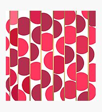 Abstract pattern 33 Photographic Print