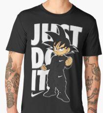 Goku Coats! Men's Premium T-Shirt